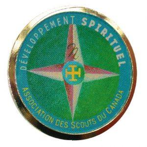 epinglette ins. developpement spirituel (1012919)