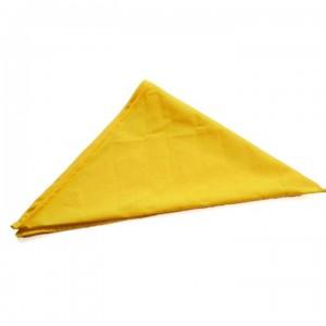 foulard (jaune : 1012374 - rouge : 1012372 - bleu : 1012371 - vert : 1012373)