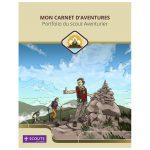 Mon carnet d'aventures - Aventuriers 2015
