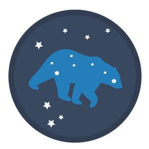 ASC-Badges de camp_Badge Astronomie
