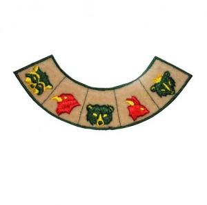 Badge des Sens