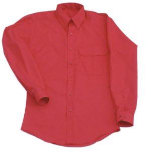 Chemise Adulte Rouge