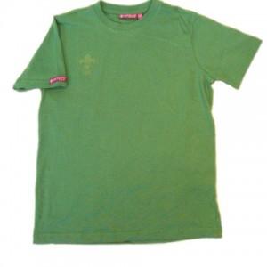 T-Shirt Enfant Vert
