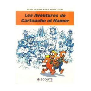 Aventure Cartouche et Namor
